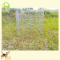 Galvanized Wire Welded Folding Pet Dog Playpen