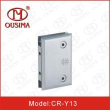 Bisagra de hardware fija de 0 grados usada en sitio de ducha (CR-Y13)