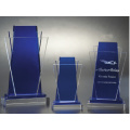 The New Crystal Trophy Glass Souvenirs Trophies Medals