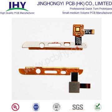 PCB flexible pour l'écran de capacité du téléphone mobile