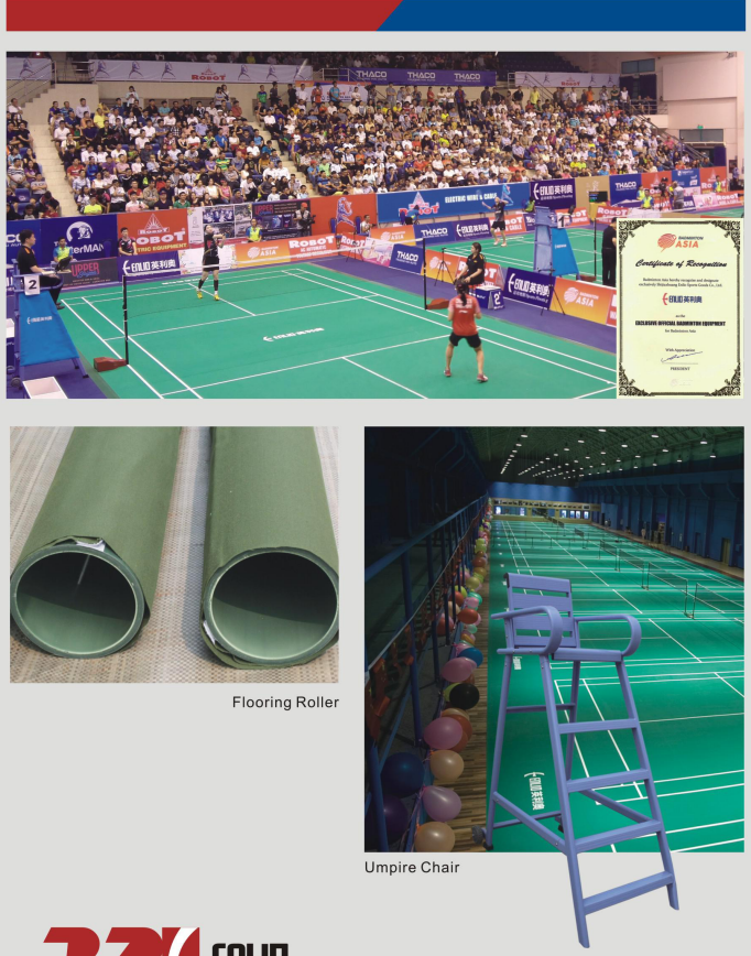 Badminton Court Equipment