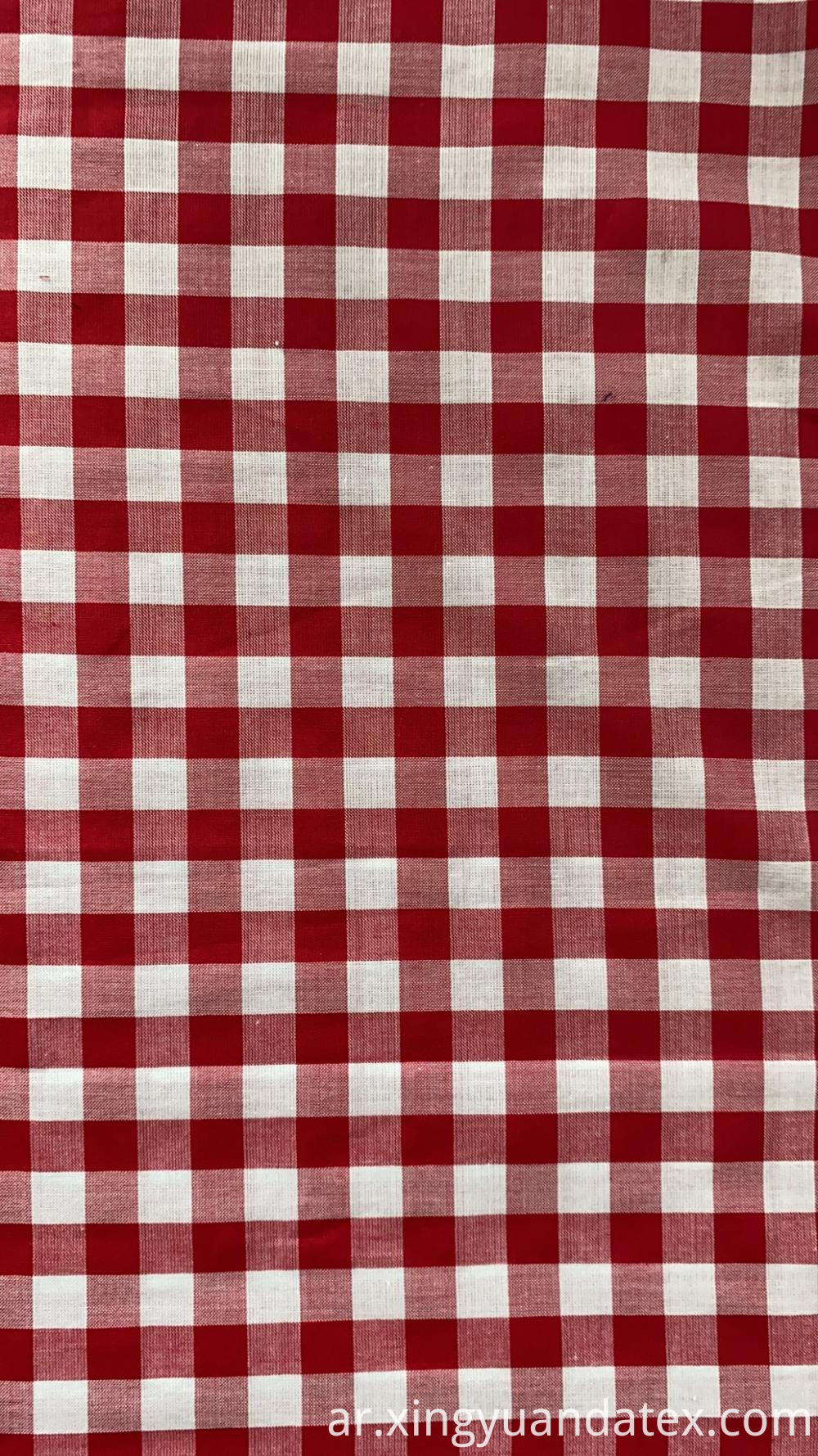 High Strength 100 Percent Cotton Fabric