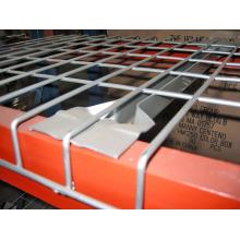 Entrepôt de rangement en fil métallique robuste pour magasin de palette de stockage