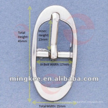Silver Belt / Bag Buckle (M16-240A)