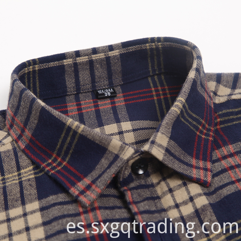 Fashion flannel shirt