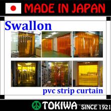 Swallon Co., Ltd. cortina com função de proteção a prova de som, pesticidas, frio e alta temperatura. Feito no Japão (Cortina Japão)