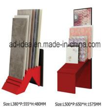 Классический Красный Выставочный стенд для демонстрации плитки