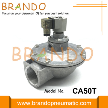 CA50T 2 '' Goyen Type Dust Pulse Collector Valve