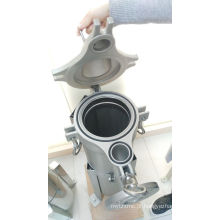 Ss 304 Stainless Steel Filter Cartucho Vessel