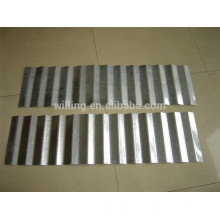 Гофрированный горячекатаный оцинкованный алюминиевый стальной лист с алюминиевой крышкой из алюминия