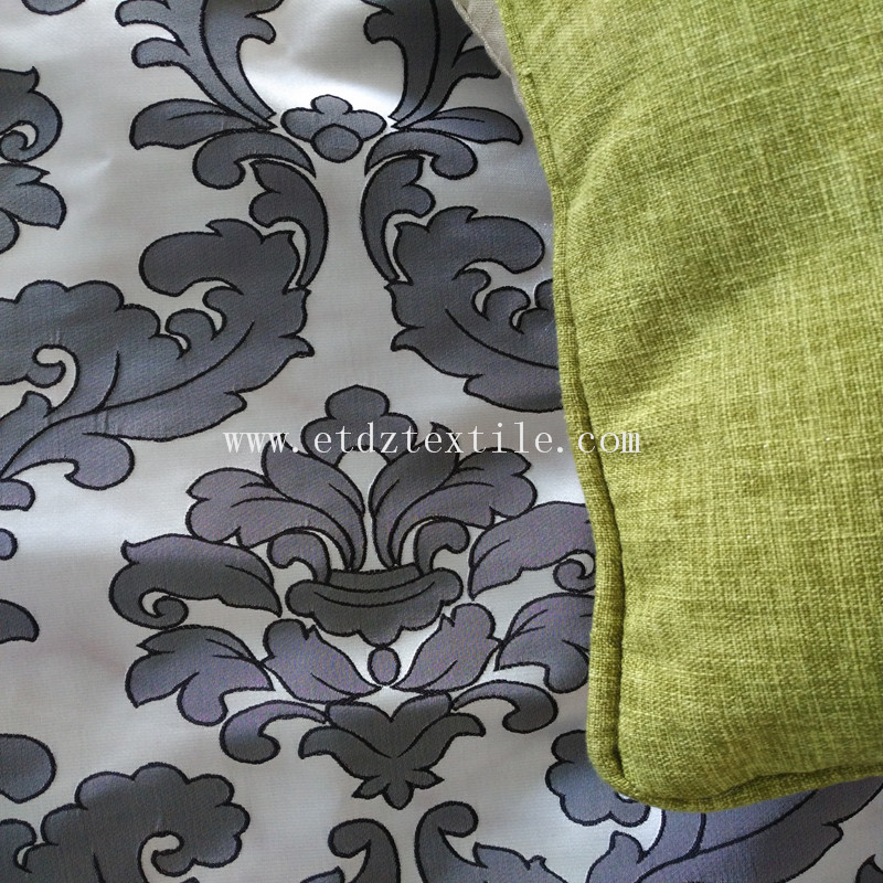 First class fabric for curtain MICR01