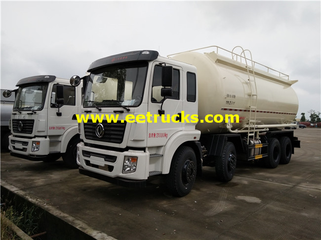 Dry Powder Transport Tankers