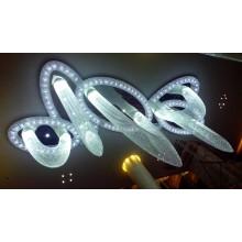 Decoración del hotel grandes lámparas de cristal de araña (ka0502)