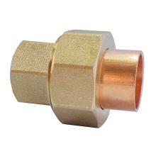 Zylinder gerade Messingverbindung