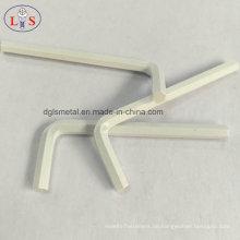 L-Typ-Schlüssel / Inbusschlüssel / Inbusschlüssel mit weißer Beschichtung