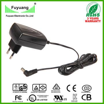 Carregador de bateria Li-íon de 3 células 4.2V0.3A (FY0420300)