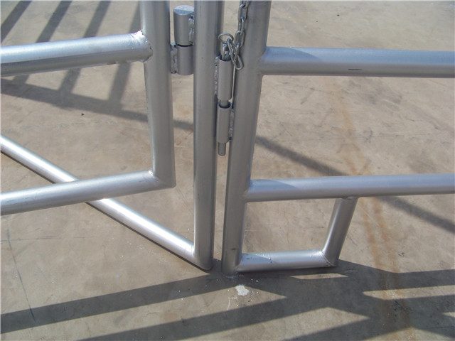 corral fencing system