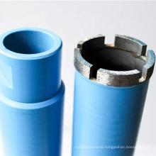 HuaZuan 51mm Drilling Concrete Diamond Customized Core Drill Bit