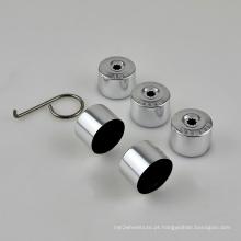 5 + 1PCS tampas de parafuso de roda definido com Torx