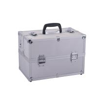 Professional Lockable Storage Tool Box Aluminium Flight Case