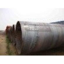 large-diameter welded steel pipe roll
