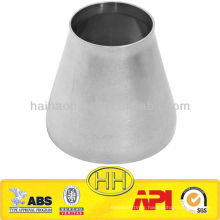 HEBEI HAIHAO astm a403 304 carbon steel reducer