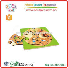 2015 new popular camber arc puzzle ,hot sale educational puzzle game