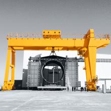 Straddle Carrier, Gantry Container Kran