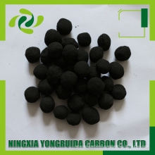 Gas Removal Used Coal Based Spherical Activated Carbon Price In Kg