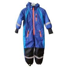 Sealant Quilted Conjoined Regenmantel für Kinder