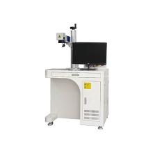 Faserlaser-Markierungsmaschine für Glasser und Uhren