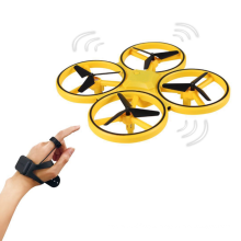 Volantex plastic abs smart watch drone gesture sensing aircraft for sale
