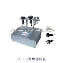 El peso de la belleza del rf del vacío 40k reduce la máquina portable de la cavitación del ultrasonido