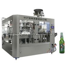 BGZ série bière remplir, couvrant la Machine 2-en-1 de l'unité