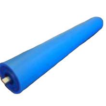 High wear resistance conveyer idler roller/nylon tube rollers/hdpe conveyor roller