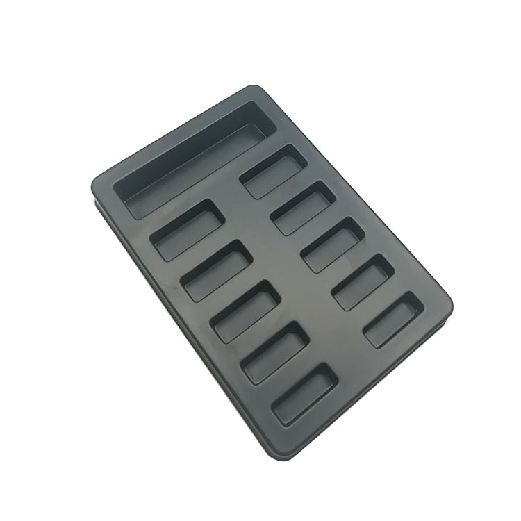 Black Blister Tray