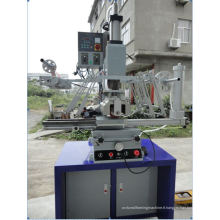 Machine de transfert de chaleur euh-2040 cylindre pneumatique/plat