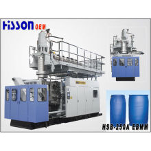 250L Barrel Extrusion Blow Molding Machine Hsb-250A