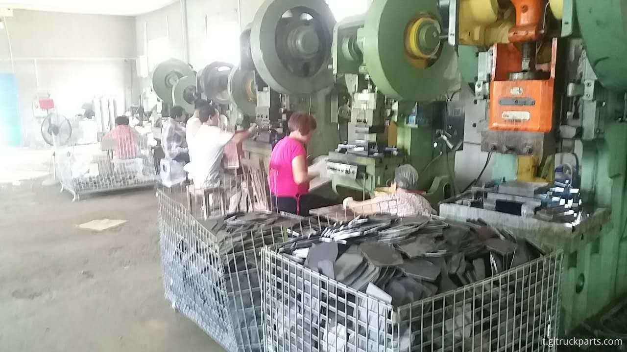 Truck Parts Factory