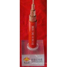 PVC isoliertes 50mm2 elektrisches Kabel