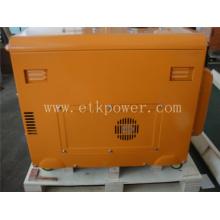 High Speed Security Diesel Generator Set (5KW)