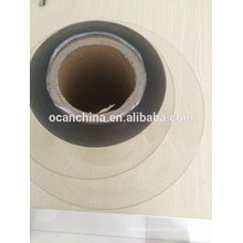 0.4mm Thick Clear Pet Film Roll for Vacuum Forming Food Container