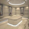 Fiber Optic For Sauna Room
