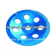 diamond tool PCD cup wheel for paint glue removal
