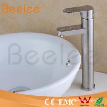 Nuevo diseño de grifo de lavabo de acero inoxidable Hs15002h