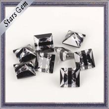 Новый стиль черный и белый кубический цирконий ювелирные изделия
