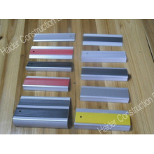 Rubber Stair Nosing with Aluminum Base