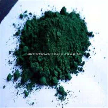 Grünes Pigment Eisenoxid 5606