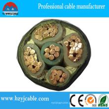 XLPE Isolier-PVC-Mantel-Netzkabel (YJV YJLV)