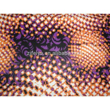 POLYESTER WAX West African Printed Damask Shadda Fabric Fashion Guinea Brocade Garment Cheap Textiles